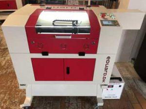 Laserskærer eduART 550